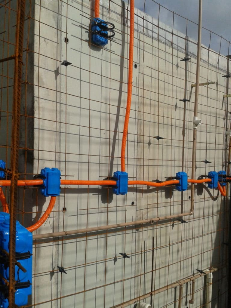 Sistema Construtivo ECOPORE - Estrutura