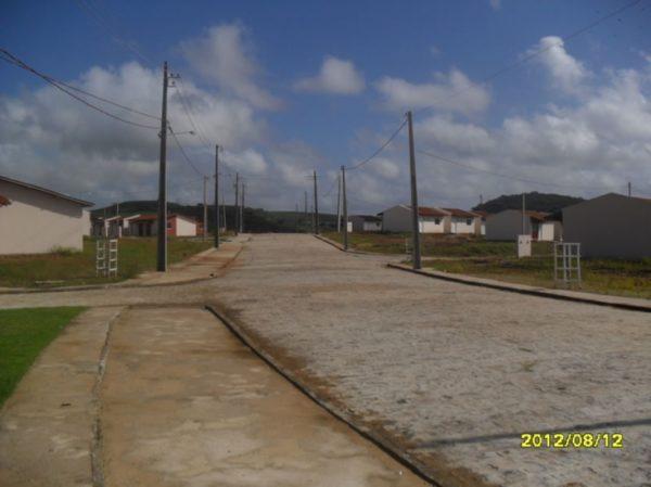 Conjunto Pedro Tenório Raposo - Pavimentação