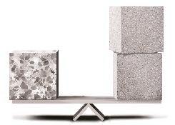 Concreto Celular- Leve, Isolante Térmico e Acústico.