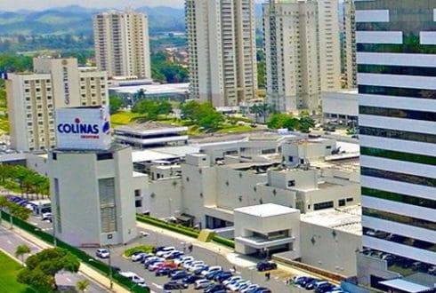 Colinas Shopping - São José dos Campos / SP - Brasil