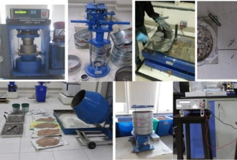 Laboratório para Ensaios & Desenvolvimento de Concreto