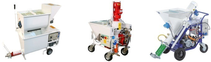 ECO·DRY·MIX® - Produção com Equipamentos & Misturadores Móveis.